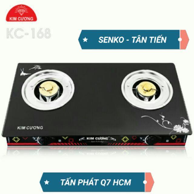 Bếp gas đôi mặt kính Kim Cương - 2965535 , 114020760 , 322_114020760 , 485000 , Bep-gas-doi-mat-kinh-Kim-Cuong-322_114020760 , shopee.vn , Bếp gas đôi mặt kính Kim Cương