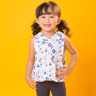 Áo vải bé gái AmPrin AG241 thumbnail