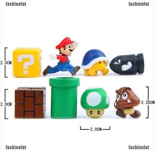 [Iron] Classic 3D Super Mario Fridge Strong Refrigerator Magnet Stickers Decoration