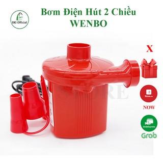 Bơm Điện 2 Chiều Mini WENBO Hút Chân Không Và Thổi Sạch Bụi Bẩn Đa Năng - MAYBOMDIEN thumbnail