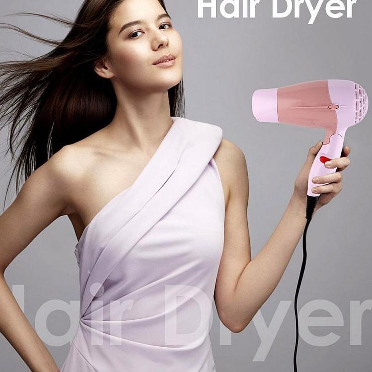 (hàng Mới Về) Máy Sấy Tóc Nóng Lạnh Gấp Gọn Tiện Dụng Cho Salon