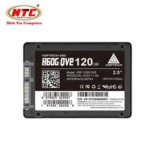 Ổ cứng SSD VSPTECH 860G QVE dung lượng 120GB - tốc độ ghi 420MB s đọc 500MB s (Đen) thumbnail