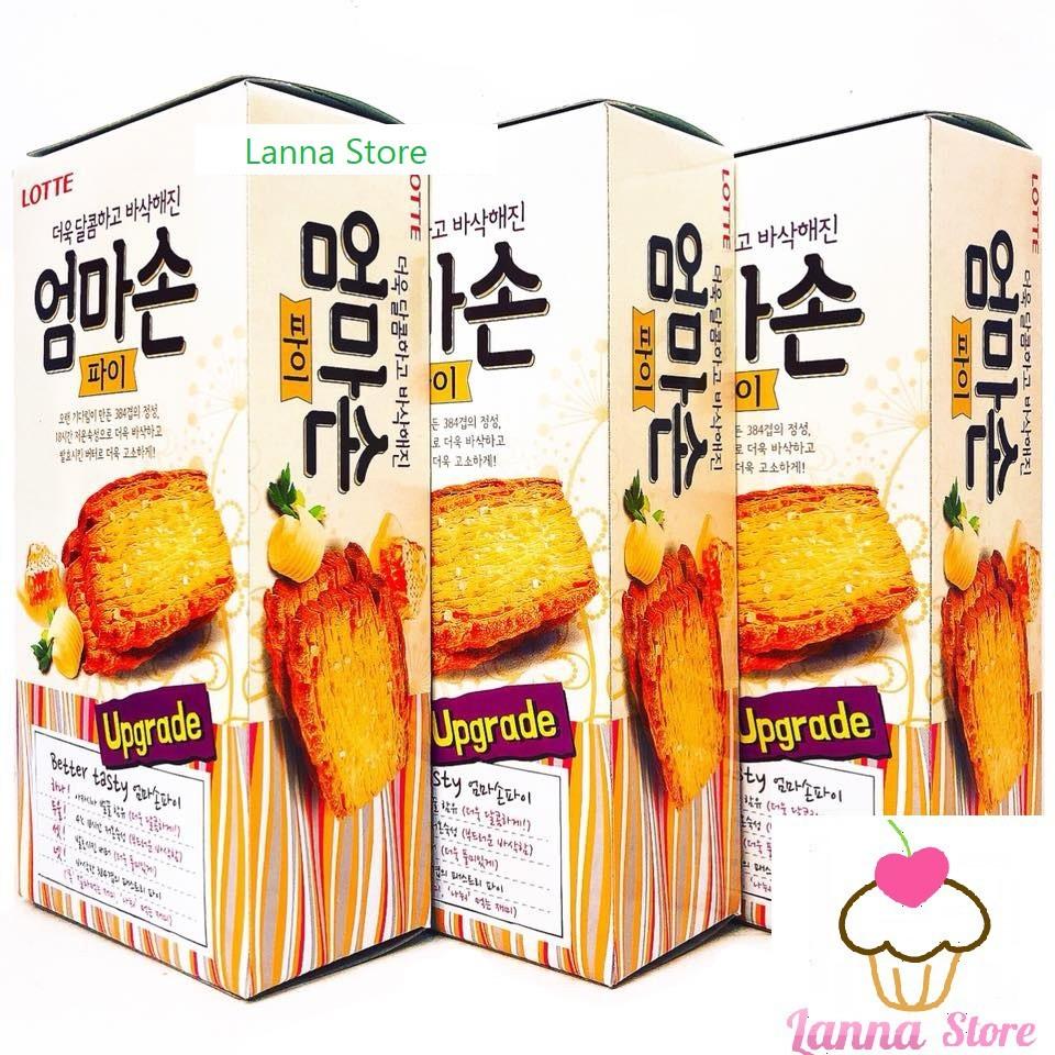 Bánh giòn tẩm mật ong bơ đường Lotte - hàng xách tay Hàn Quốc - 2683811 , 983594626 , 322_983594626 , 50000 , Banh-gion-tam-mat-ong-bo-duong-Lotte-hang-xach-tay-Han-Quoc-322_983594626 , shopee.vn , Bánh giòn tẩm mật ong bơ đường Lotte - hàng xách tay Hàn Quốc
