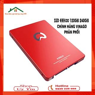 Ổ CỨNG SSD EEKOO 120GB, 128GB, 240GB - 2.5IN - SATA3 6GB S - [CHÍNH HÃNG] ( eko dss kingston hik wd adata kingfast ) thumbnail
