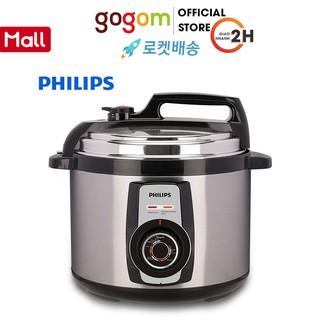 Nồi áp suất điện Philips HD2103ASN001-M22 GOGOM-1671 thumbnail