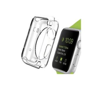 Ốp Viền Silicon Dẻo Bảo Vệ Dành Cho Apple Watch 38mm/42mm