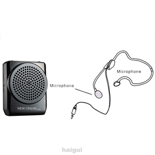 N74 Mini Teachers Tour Guides Waistband Wired Voice Amplifier