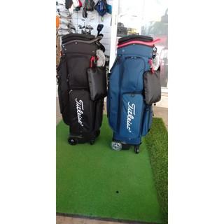 Túi gậy golf Titleist cao cấp có bánh xe kéo thumbnail