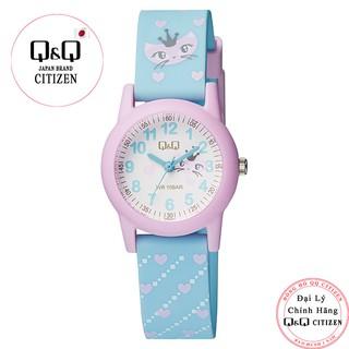Đồng hồ trẻ em Q&Q Citizen VR99J007Y thương hiệu Nhật Bản