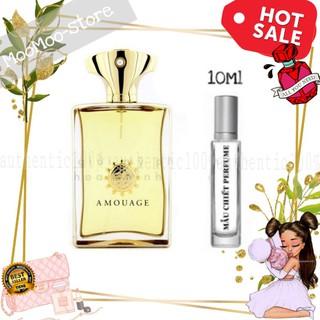 Hot Nước hoa dùng thử Amouage Gold Pour Homme 5ml 10ml 20ml thumbnail