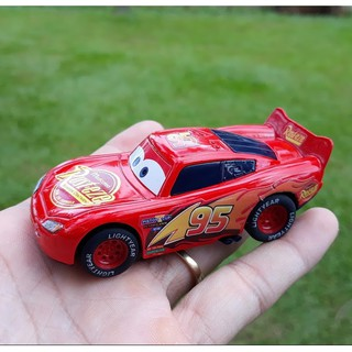 Xe ô tô MC queen mini bằng sắt chạy cót tỉ lệ 1 64 thumbnail