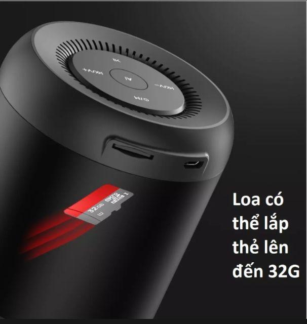 loa di động bluetooth 5.0  BONKS Q33 âm thanh HIFI , BASS siêu chắc , stereo speaker ,  hỗ trợ thẻ nhớ đến 32G