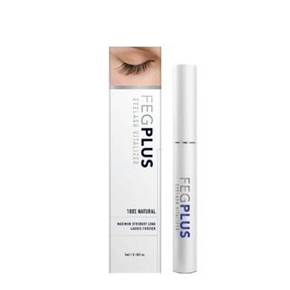 Dưỡng mi FEG Plus+ Eyelash Vitalizer_dưỡng mi feg plus+ dưỡng chất x4 kích mọc dài dày nhanh chóng không gấy kích