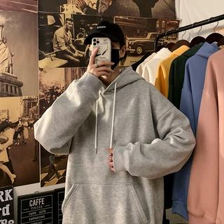 Hình ảnh Áo hoodie IFNICEFUTURE dài tay có mũ trùm đầu thời trang dành cho nam-4