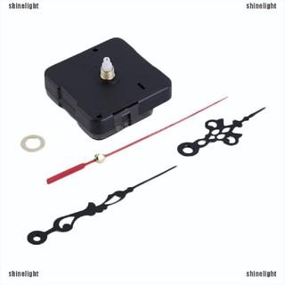 [ShineLight] DIY Movimiento con Agujas Cuarzo Ajuga de Reloj Plástico Metal Mecanismo