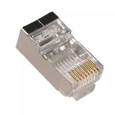 Đầu bấm mạng RJ45 bọc sắt (Bịch 1.000 hạt)
