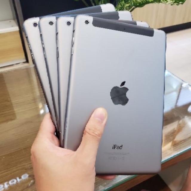 Máy Tính Bảng IPad mini 2- 16gb/32/ {wifi- 3g } đẹp 99% Quốc tế chính hãng Apple