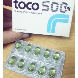 Vitamin e toco 500mg thumbnail