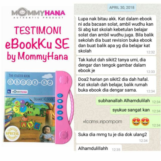 EBOOK BY MOMMY HANA