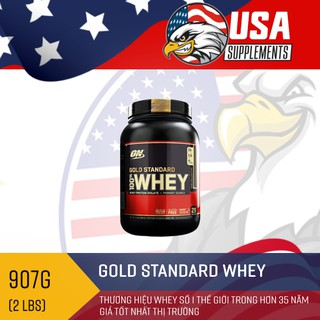 Sữa tăng cơ Whey Protein ON Gold Standard 100% Whey 2Lbs thumbnail