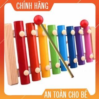 Đồ Chơi Gỗ Benrikids Đàn Khung Gỗ 8 Thanh Xylophone Cho Bé Làm Quen Với Âm Nhạc Baby Homes
