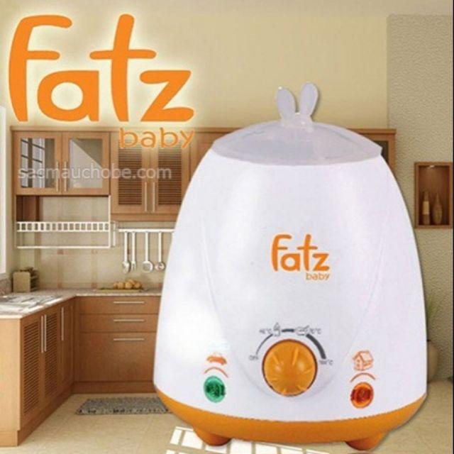 Máy hâm sữa fatz baby không cần nước_bh 12th