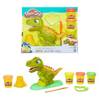 [Mã 1212TINI03 giảm 25% đơn 200k] Bộ đồ chơi Hasbro đất nặn khủng long bạo chúa T-Rex Play-Doh E1952 thumbnail