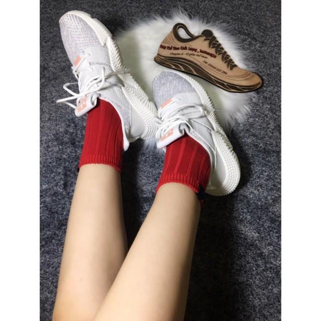 Giày  pro trắng hồng xám   SaleOff247