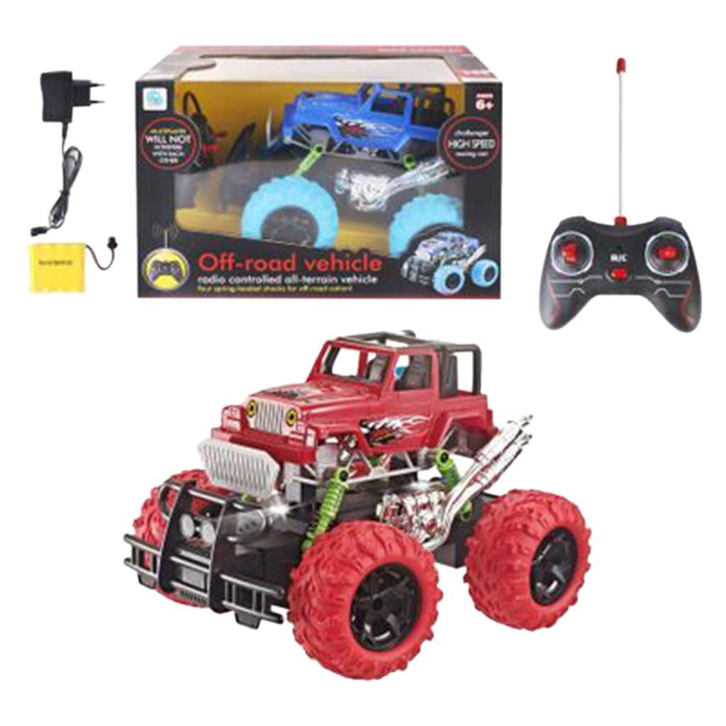 Xe Jeep điều khiển từ xa tỉ lệ 1 : 16 4CH