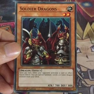 [Thẻ bài yugioh] Soldier Dragon – CIBR-EN032