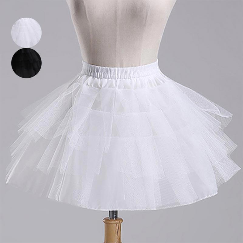 Đầm ren hoa 4 lớp cho bé gái