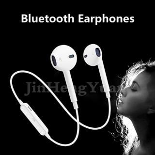 [Mã ELFLASH5 giảm 20K đơn 50K] Tai nghe bluetooth phong cách thể thao cho điện thoại thông minh/ iphone