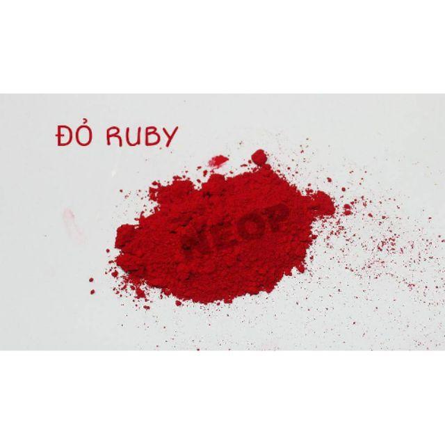 Màu Khoáng Đỏ Ruby Lì 1G - Màu Khoáng Mỹ - Nguyên Liệu Làm Son và Mỹ Phẩm Handmade - 2842828 , 1317801126 , 322_1317801126 , 12000 , Mau-Khoang-Do-Ruby-Li-1G-Mau-Khoang-My-Nguyen-Lieu-Lam-Son-va-My-Pham-Handmade-322_1317801126 , shopee.vn , Màu Khoáng Đỏ Ruby Lì 1G - Màu Khoáng Mỹ - Nguyên Liệu Làm Son và Mỹ Phẩm Handmade