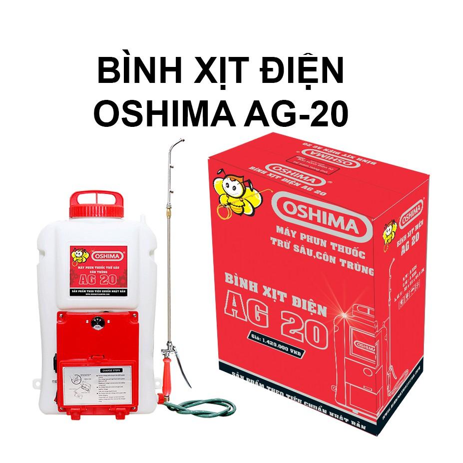 Bình xịt Oshima AG 20