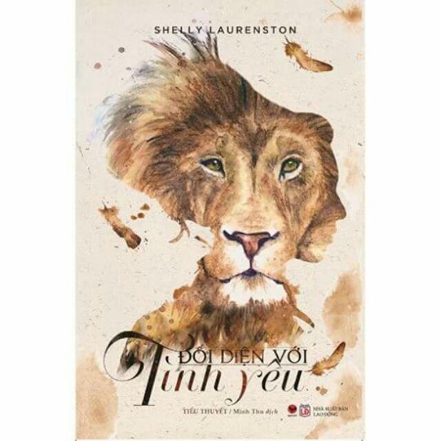 Sách - Đối diện với tình yêu - Shelly Laurenston