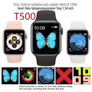 Đồng Hồ Thông Minh T500 Smartband Seri 5 44mm Đo nhịp tim Chống nước IP67 Smartwatch
