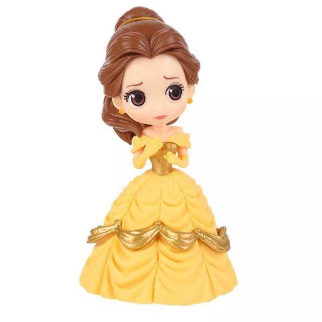 Bộ 3 công chúa disney có đế [inbox shop để chọn mẫu ]