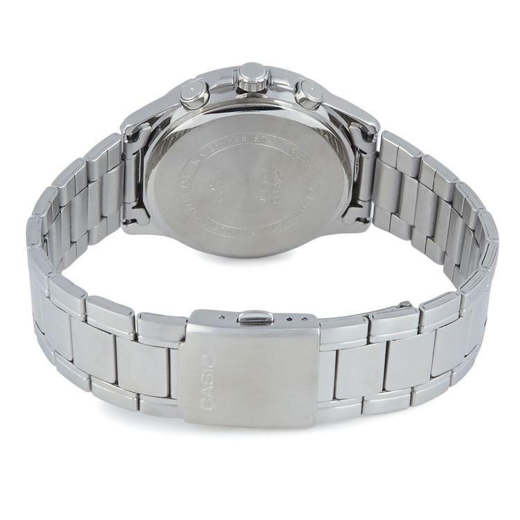Đồng hồ nam dây kim loại Casio MTP-1374D-2AVDF chính hãng