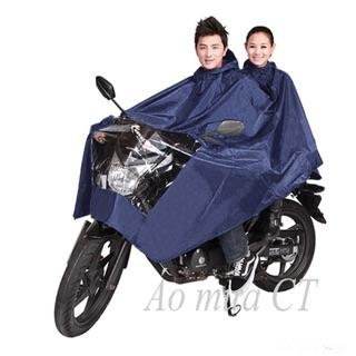 Áo mưa 1 đầu – 2 đầu vải dù chống thấm nước