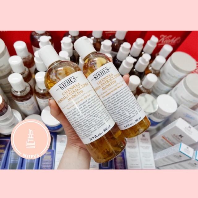 Nước cân bằng da Kiehls Calendula Herbal Extract