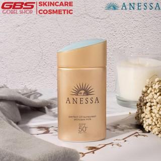 [Mã COS1212 giảm 8% đơn 250K] ( Mẫu Mới 2020 ) Kem Chống Nắng Anessa Perfect UV Sunscreen Skincare Milk SPF 50+ PA++++ thumbnail