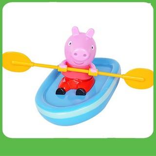 [GIÁ SỈ] Pig Peggy heo chèo thuyền dễ thương cho bé -dc2819
