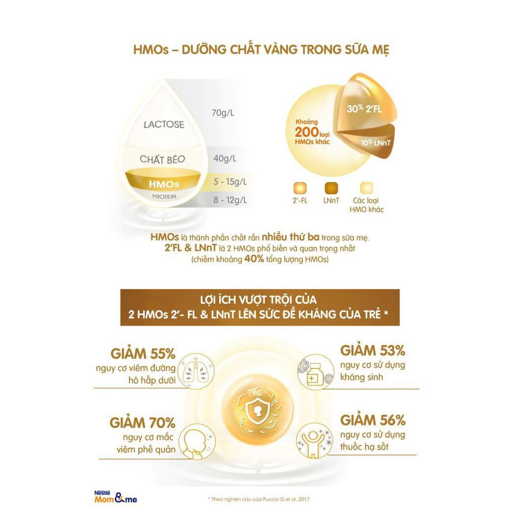 Sữa Nan Supreme Nga 400gr HMO 3