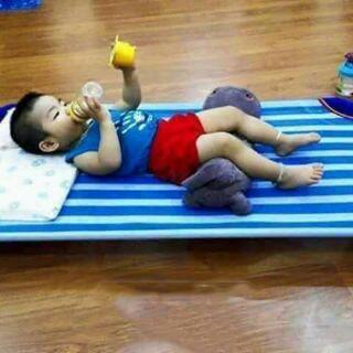 Giường nằm cho bé