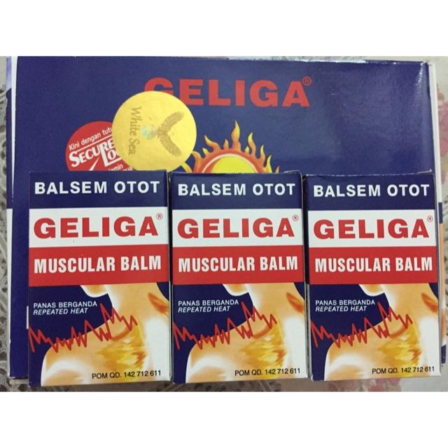 Dầu cù là lửa Geliga (40g)