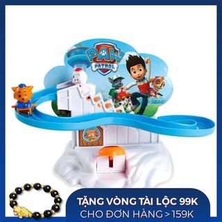 Đường Đua Cún Lên Cầu Thang – Dream Toy (Mẫu Ngẫu Nhiên)