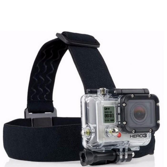 Bộ phụ kiện dây đeo head strap cho camera