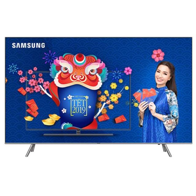 Smart Tivi QLED Samsung 55 Inch QA55Q6FNAKXXV (2018)(Miễn phí giao tại HCM-ngoài tỉnh liên hệ shop)