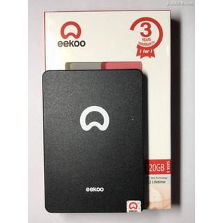 Ổ cứng SSD Netac,Eekoo 120GB, 128GB, 240GB, 250GB, 256GB, 480GB chuẩn SATA3 6Gbps- Bảo hành 3 năm. KM cáp SATA. thumbnail
