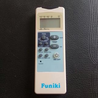 [Mã ELFLASH5 giảm 20K đơn 50K] Remote máy lạnh Funiki - Điều khiển điều hoà Funiki ( mẫu cũ)